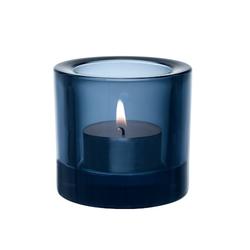 Iittala Kivi Teelichtglas Regen 60 mm mit Geschenkbox