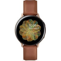 Samsung Galaxy Watch Active2 44mm Stainless Steel LTE Gold