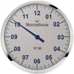 MeisterSinger wall clock - 39cm - WUME01C Wanduhr