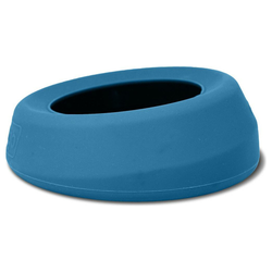 Kurgo Auslaufsicherer Napf Splash-Free Wander Water Bowl 710 ml blau