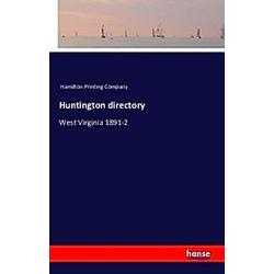 Huntington directory - Buch