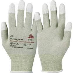 KCL Camapur Comfort Antistatik 624 Polyamid Arbeitshandschuh Größe (Handschuhe): 9, L EN 16350:201