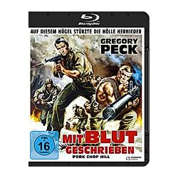 Mit Blut geschrieben - DVD  Filme