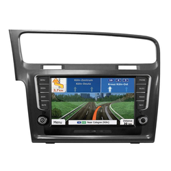 ESX VNS810 VW-G7 ohne Navigation VW Golf 7