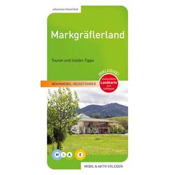 Markgräflerland als Buch von Johannes Hünerfeld