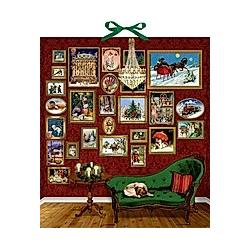 Nostalgische Bildergalerie  Adventskalender