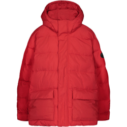 Makia - Berg Jacket Red - Jacken - Größe: XL