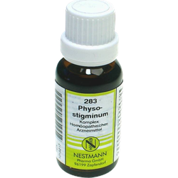 PHYSOSTIGMINUM KOMPLEX 283 Dilution 20 ml
