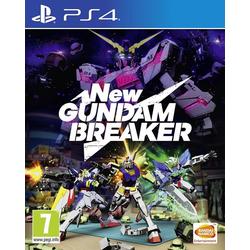 New Gundam Breaker - PS4 [EU Version]