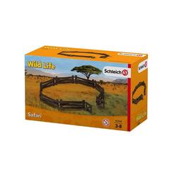 Schleich® Spielfigur Schleich 42304 - Wild Life - Zaunanlage / Gatter