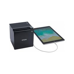 TM-m30II-H - Bon-Thermodrucker mit Hub-Funktion, USB + Ethernet, schwarz