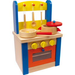 Legler Kinder-Küchenset Bunte Kinderküche, (7-tlg)