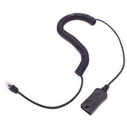 Plantronics U10P-Superleichtkabel Headset-Kabel 4.00m