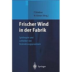 Frischer Wind in der Fabrik - Buch