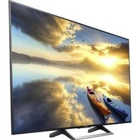 LED-TV 123 cm 49 Zoll Sony BRAVIA KD49XE7005 EEK A DVB-T2, DVB-C, DVB-S, UHD, Smart TV, WLAN, PVR ready, CI+ Schwarz Schwarz