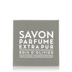 La Compagnie de Provence Savon Parfume Extra Pur Bois d'Olivier mydło w kostce  100 g