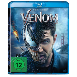 Bluray Venom Tom Hardy
