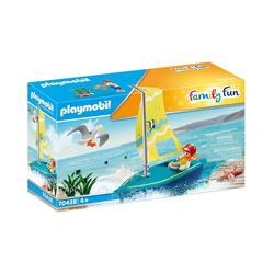 Playmobil® Spielfigur PLAYMOBIL® 70438 Segeljolle
