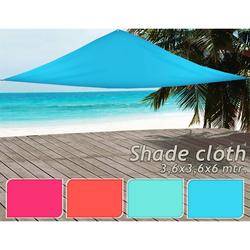 Dreieck Sonnensegel - Sonnschutz in versch. Farben & Größen - Sonnenschutz & Sichtschutz