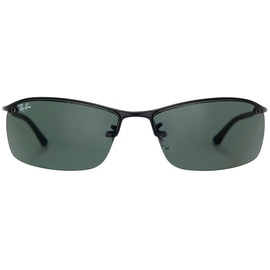 Ray Ban Top Bar RB3183 black / green classic
