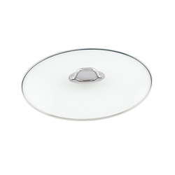 Fissler Topfdeckel für ovalen Edelstahlbräter 38 cm