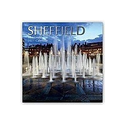 Sheffield 2021, 16-month calendar