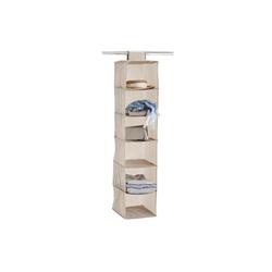 HTI-Living Aufbewahrungsbox Hänge Aufbewahrung Stripes mit Fächern (1 Stück), Aufbewahrungsbox 30 cm x 129 cm x 30 cm