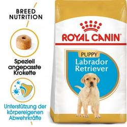 Royal Canin Puppy Labrador Retriever Hundefutter 2 x 3 kg