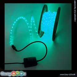 LED Lichtschlauch 20m grün