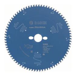 Bosch Kreissägeblatt Expert for Aluminium 254 x 30 x 2,8 mm 80