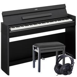Yamaha Arius YDP-S54 Digitalpiano Schwarz Set