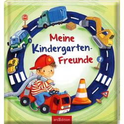 Meine Kindergarten-Freunde Fahrzeuge