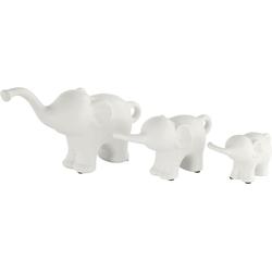 Tierfigur »Family«, Dekofiguren, 59811666-0 weiß weiß