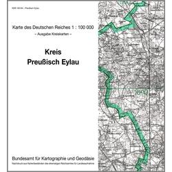 KDR 100 KK Preussisch Eylau