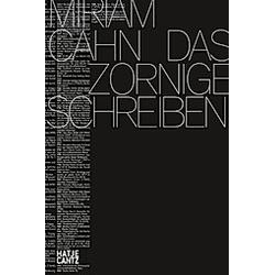 Miriam Cahn. Miriam Cahn  - Buch