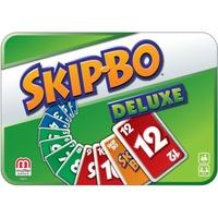 Mattel Uno Skip-Bo Deluxe
