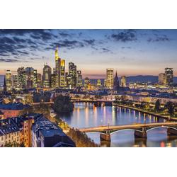 Fototapete Frankfurt am Main, glatt 3 m x 2,23 m