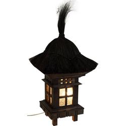 Guru-Shop Gartenleuchte Bali Gartenleuchte inkl. Outdoor Kabel - Modell 1