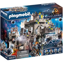 Playmobil Novelmore Burnham Raiders Kampftraining des Drachen (70220)