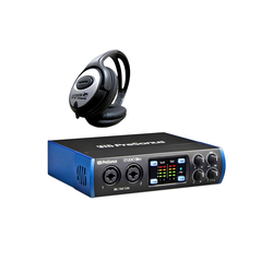 Presonus Mikrofon Presonus Studio 26c 2x4 USB-C + Kopfhörer