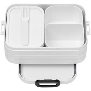 MEPAL Bento Lunchbox TAKE A BREAK midi weiß