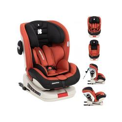 Kikkaboo Autokindersitz Kindersitz Kindersitz Strong Isofix, 12.6 kg, Gruppe 0+/1/2/3 (0 - 36 kg), 5-Punkt-Gurt