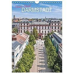 Meine Stadt Darmstadt (Wandkalender 2021 DIN A4 hoch)
