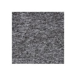 Teppichboden Paul, Andiamo, rechteckig, Höhe 6 mm, Meterware, Breite 400 cm, strapazierfähig, pflegeleicht grau 500 cm x 6 mm