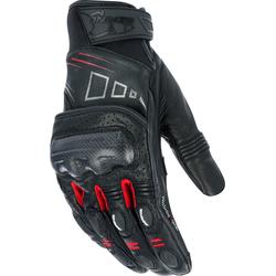 Bering Razzer, Handschuhe - Schwarz/Weiß/Rot - T12