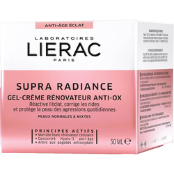 LIERAC Supra Radiance Gel-Creme 50 ml