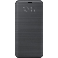 Samsung LED View Cover EF-NG960 für Galaxy S9 schwarz