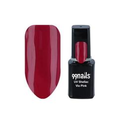 UV Shellac - Vio Pink 12ml - Shellac Nagellack Gellack Gel Nagellack UV Lack Rot