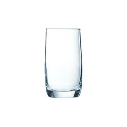 Chef & Sommelier Longdrinkglas Vigne, Krysta Kristallglas, Longdrinkglas 220ml Krysta Kristallglas transparent 6 Stück Ø 6.1 cm x 11.1 cm