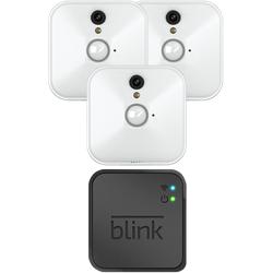Blink Kamera Set 1xModul 3x Kamera Home